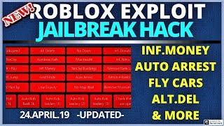 NEUE ROBLOX EXPLOIT ll JAILBREAK UPDATED ll INF. GELD , ALT. DEL , INF. NITRO & MEHR (24.APRIL.19)