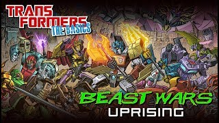 TRANSFORMERS: THE BASICS on BEAST WARS: UPRISING