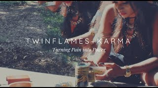 Twinflames, Soulmates, & Karmic Lessons: Turning Pain into Power
