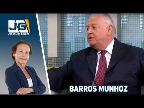 Barros Munhoz, deputado estadual PSB/SP, fala sobre as eleições
