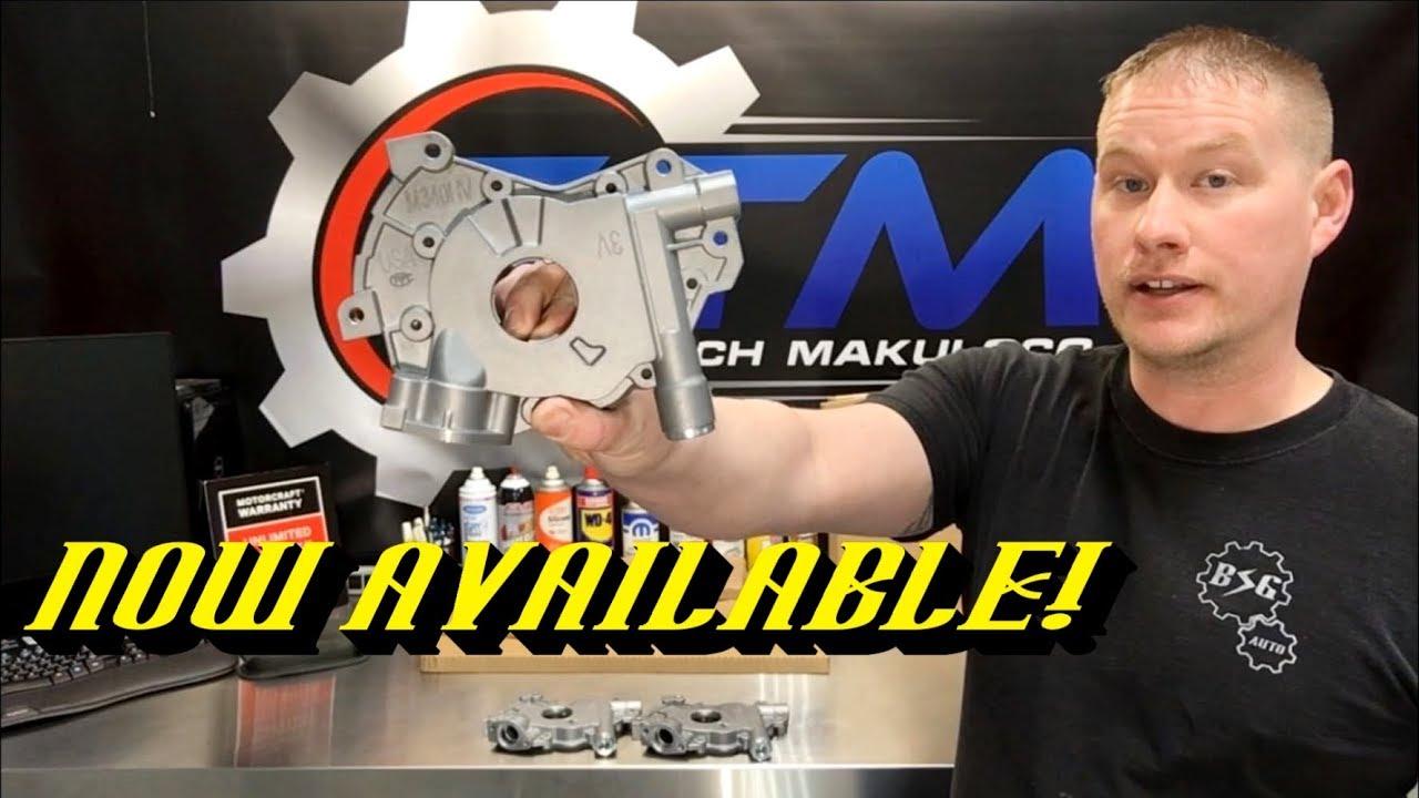 the ultimate 5 4l 3v triton engine upgrade new melling m340hv m360hv high volume oil pumps  [ 1280 x 720 Pixel ]