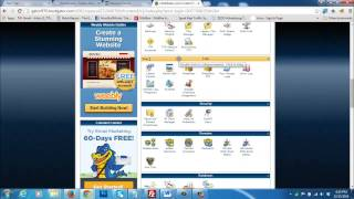 How To Park Your Godaddy Domain Onto HostGator