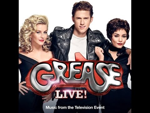 Grease Live with Hamilton's Lin Manuel Miranda Facebook Live Part 1