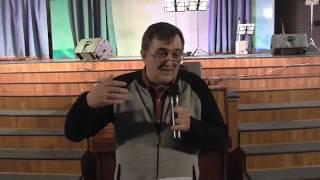 2020-02-23 Воскресли со Христом (Кол. 3:1-14, 1Ин. 2:16) Малая проповедь. Сергей Свечников