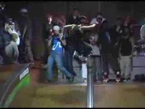 Barn Burner 2007 Edit
