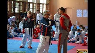 Карате: Antonio Oliva Seba проводить семінар у Чернівцях