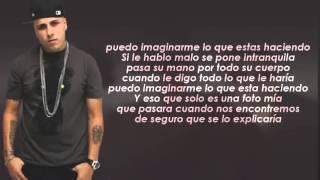 Fanatica Sensual Remix (Letra) - Plan B Ft. Nicky Jam (Video Letra) REGGAETON 2015