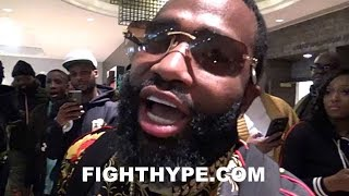 WOW ADRIEN BRONER DISSES MAYWEATHER FOR FAKE LOVE DOESNT KNOW HIM I AINT GOT NO BIG BRO