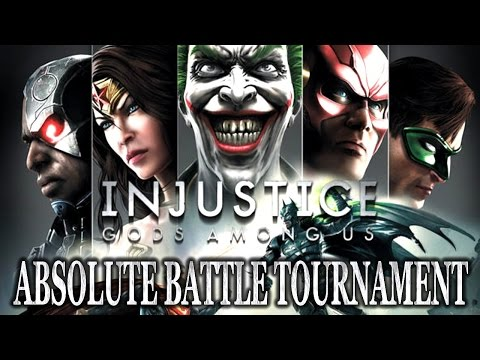 Injustice: Absolute Battle 2016 - Full Tournament! [TOP8 + Finals]