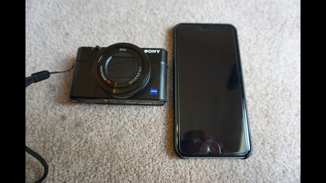 Iphone  Plus Camera Vs Dslr