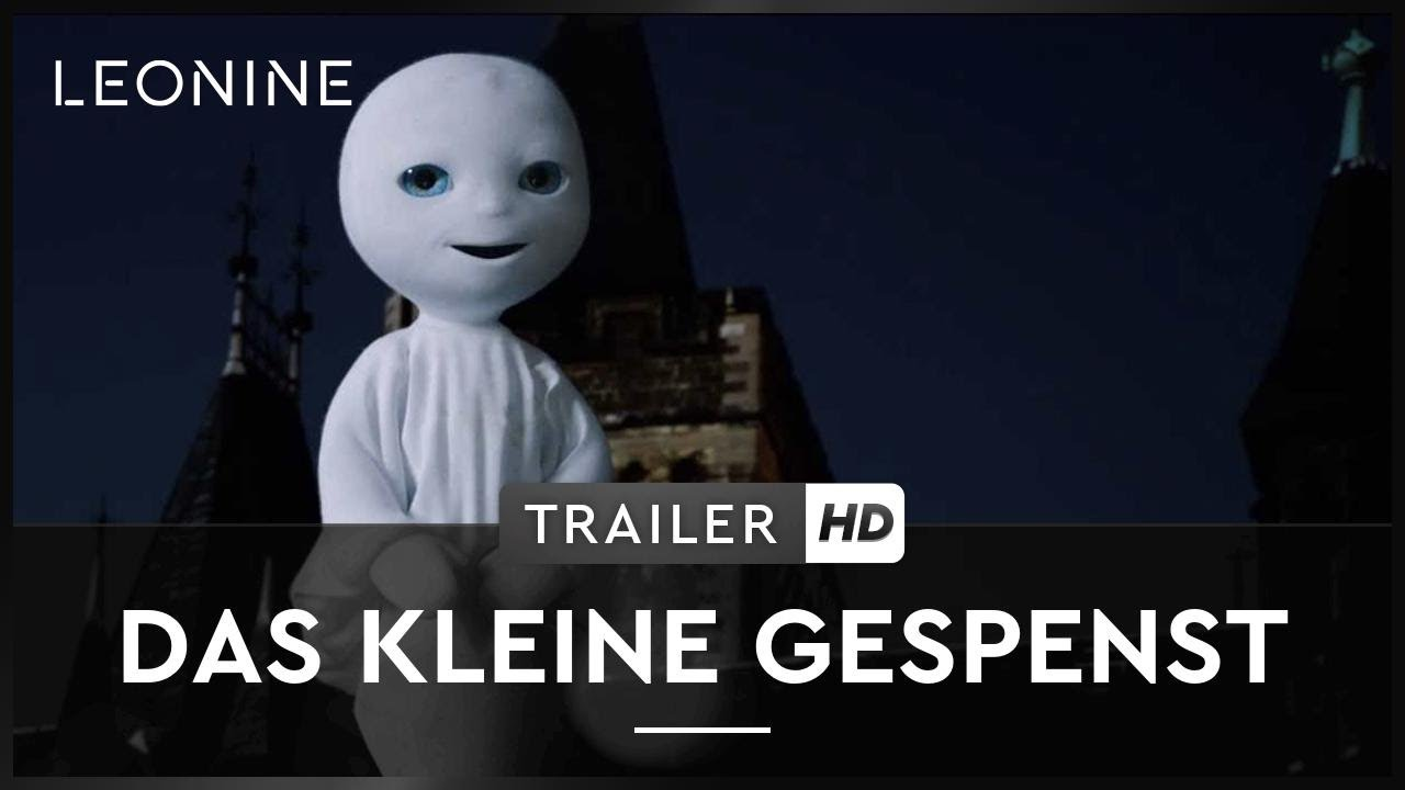 Das kleine Gespenst - Trailer (deutsch/german) - YouTube