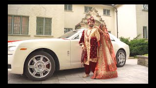 Nishith & Ruchi II Dream come true II Gujrati Wedding Highlights II Cineknot Films