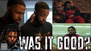"J COLE ""MIDDLE CHILD"" OFFICIAL MUSIC VIDEO 