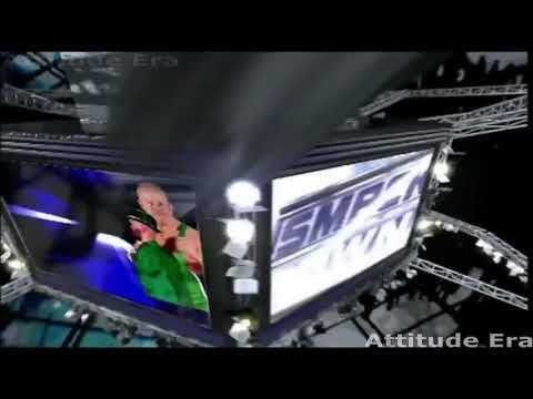 Mini Boogeyman  Boogeyman Vs Hornswoggle  Finlay WWE Smackdown 720p HD