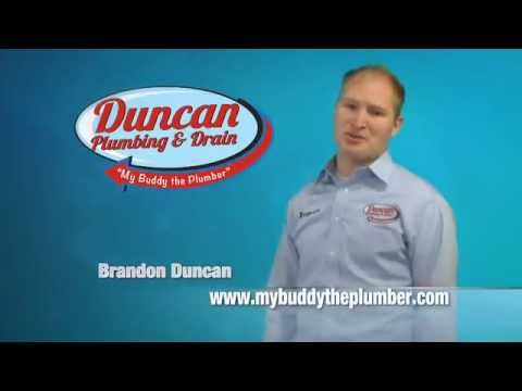 duncan plumbing is my buddy the plumber featuring tankless water