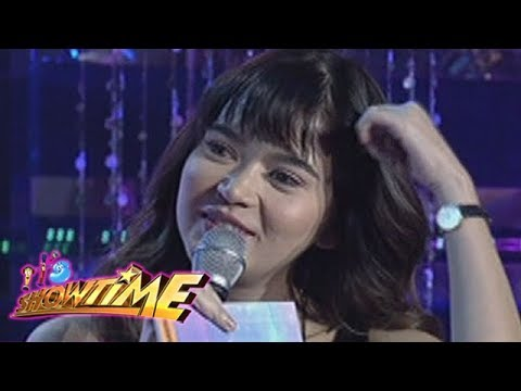 It's Showtime Miss Q & A: Vice Ganda asks about Bela Padilla's lovelife