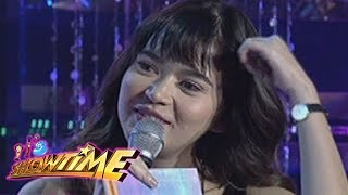 it s showtime miss q a vice ganda asks about bela padilla s lovelife