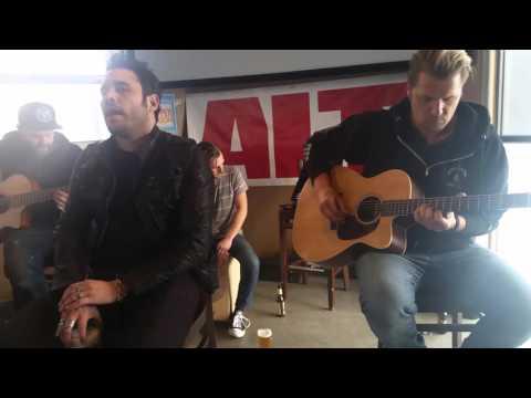 Echo Trapt Acoustic performance Salt Lake 32516