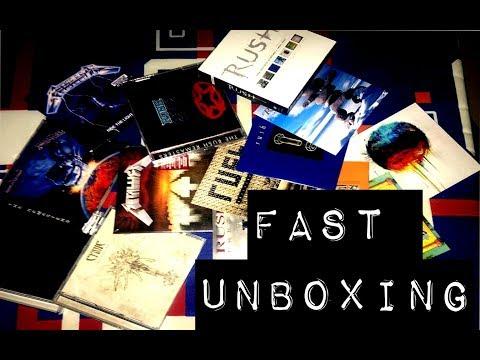 Unboxing Joyitas Metaleras Metalhead Unboxing Cds #3
