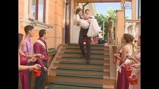 Свадебный ажиотаж в Красноярске