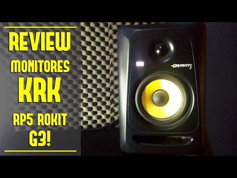 KRK ROKIT RP5 G3 | REVIEW EN ESPAÑOL