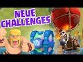 NEUE CHALLENGES! || Clash Royale Update || Let's Play  CR [deutsch/german]