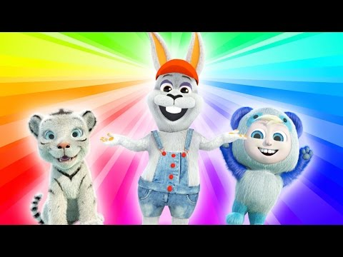 Kids Dance Song: We Like to Play Outside! | Funny Children Baby Songs | Shake It