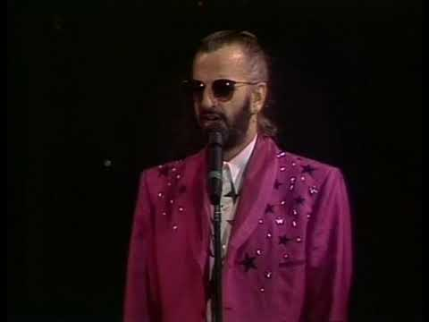 Ringo All Stars Band Live 1989