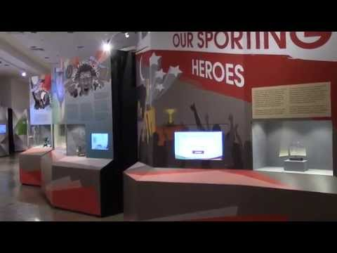 Singapore Sports Museum @ SportsHub
