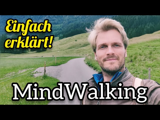 Was ist MindWalking? (Spiritualität/Persönlichkeitsentwicklung/Traumata auflösen)