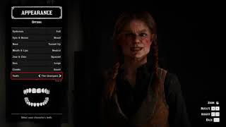 Starting A New Game On Red Dead Online
