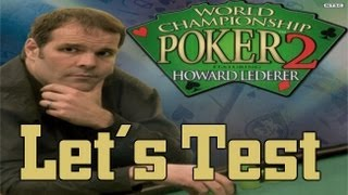 Let´s Test World Championship Poker 2 feat. Howard Lederer [HD][deutsch/german]