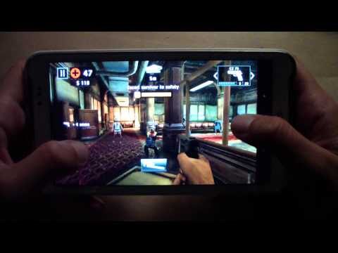 Asus FonePad Note 6 - Gameplay Performance