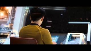 Star Trek XI (2009) - Enterprise and Fleet leaves Space Dock [1080P HD]