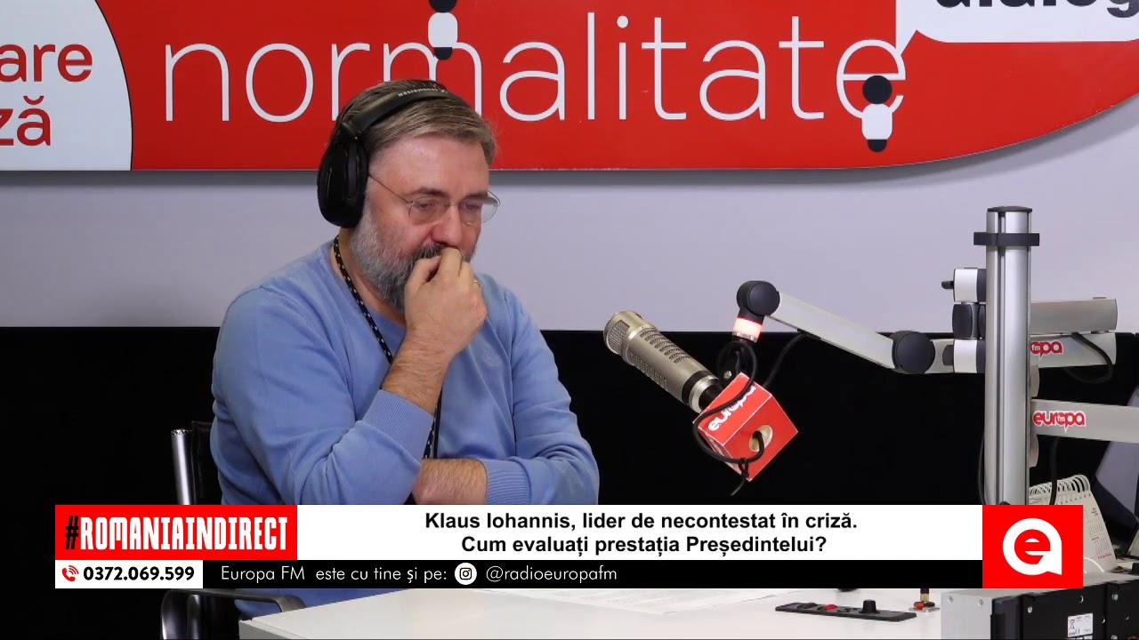 România în Direct: Klaus Iohannis, lider de necontestat în criză. Cum îi evaluați prestația?