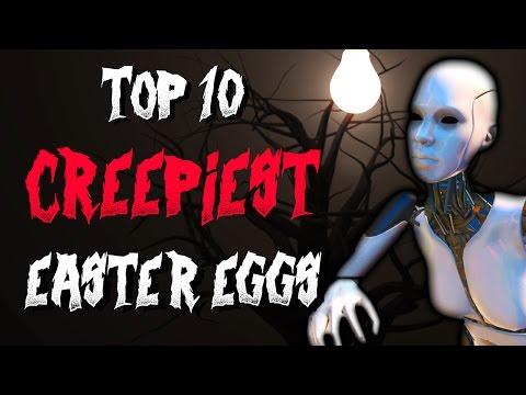 Top 10 Creepiest