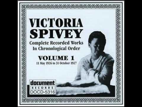 Victoria Spivey - Blood Thirsty Blues