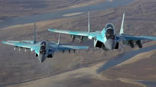 RAW: Advanced MiG-35s tested in conditions close to those in battle
