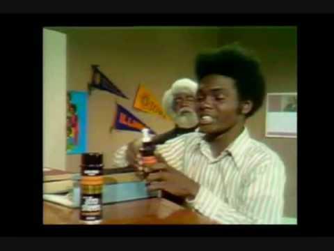 Afro Sheen Ad 1