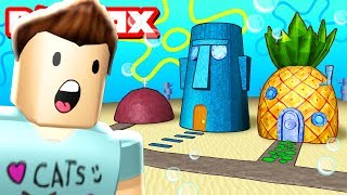 BEST BIKINI BOTTOM REMAKE IN ROBLOX