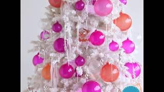 Modern & Cool Christmas Tree - Martha Stewart