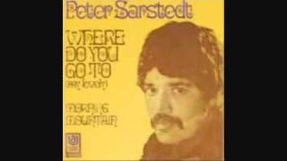 Peter Sarstedt - Where do You go To (My lovely)