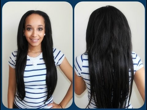 Bellami Hair Extensions First Look Review! - YouTube ea6d27040