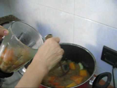 Vegetable Soup- شوربة خضار