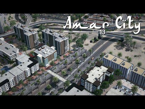 Cities Skylines: Amar City (Part 13) - Sunken Highway