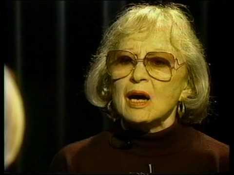 Anne Stewart--Rare TV Interview, Wild Bill Davison,  Betty Grable