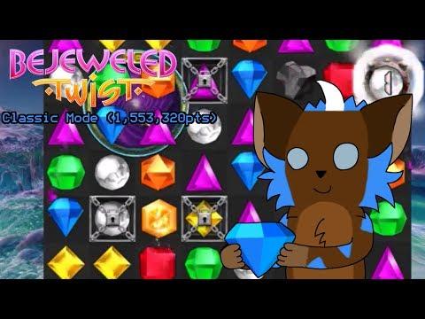 Bejeweled Twist - Classic Mode (1,553,320pts)