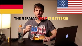 How to pronounce U.S states correctly - The German Way