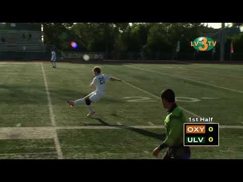 ULV Men's Soccer vs Occidental College 2017