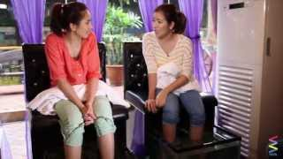 Sarah Geronimo at Angeline Quinto, tunay na magkaibigan! [EXCLUSIVE]